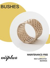 China Cusn8 Standard Oil hole Material Thrust Washers & Strips | Bronze bushings for Lifting gear factory
