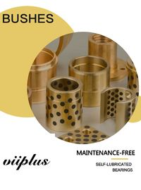 China CuSn8P Bronze Sleeve Bushings With Graphite Qsn8-0.3+ Graphite Bronze Bushings 09G factory