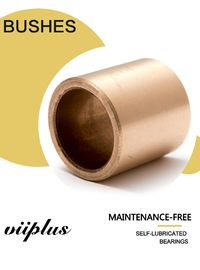 Continuous Cast Bronze SAE 660 C932 Sleeve Grooved Bushings Stock Sizes supplier