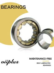 Low - Maintenance Dry Sliding Bearing , Cylindrical Roller Bearing & Bushings, china supplier supplier
