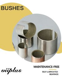 Stainless Steel Bronze Butterfly Valve Bushes | Valve Repair & Replacement Bushings Parts supplier