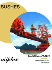 China Material Handling Equipments Bearings Forklifts Bushing parts & self-lubricating factory