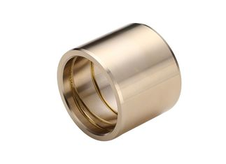 Low Friction Coefficient Copper Sleeve Maintenance Bushings For Injection Molding Machine supplier