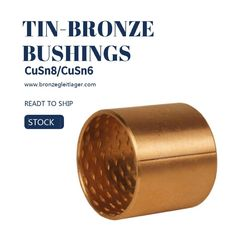 Tin Bronze DIN CuSn8 Sleeve Bushings E90 E90F PRM PRMF BMZ FB090 Diamond Hole Type