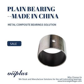 Metric Standard Size Available Cylindrical Bearing Composite Bushing supplier