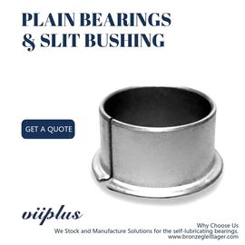 China Ski Lifts PTFE Self Lubricating Bearings Good Dimensional Stability & Capacity factory