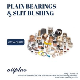 Self Lubricating Plastic Plain Bearing Replacement ENTERPRISE • SME • RETAIL supplier