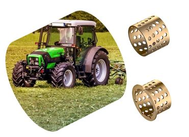 Forage Harvesters & Headers Wrapped Bronze Bearings Inner Diameter D Mm170 supplier