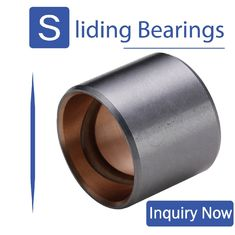 Bimetal Bearing 720 Bimetal Bearing Metal Bushes CuPb30 Material Lead Bronze Flanged Sleeve Bearings