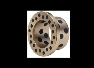 Grader Graphite Bronze Bushing , Wrapped Bronze Bushings High Demand For Reliability supplier
