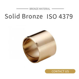 C86300 C93200 C95400 Cast Bronze Bushings Customization Grooving Type And Product Size supplier