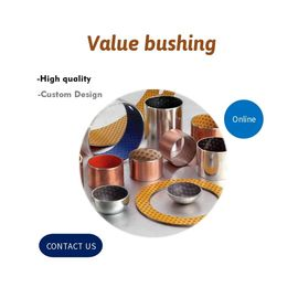 Oil & Gas Valve Sleeve Bushings We and Manufacture Teflon Shaft Bearings Solutions for the Hydraulics Guide Bushings
