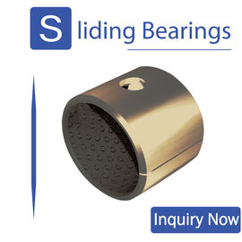 Low Maintenance Standard Solution P20 Composite Bearing supplier