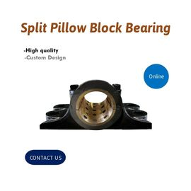 Pillow Blocks Oilless Bronze Graphite Plugged Bushings supplier