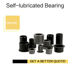 Plastic Flanged Bushings Wholesale, High Quality, Customized, Free maintenance supplier