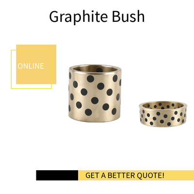 Graphite Bush Wholesale C86300 50*62*50mm