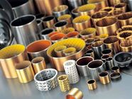Bronze Backed PTFE Plain Bearing | Offshore oil & gas self lubricating bearings supplier