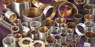 Hydraulic Cylinders Component Bushings Wear Resistance | Pump Bushing & Gearboxes Bronze Plain Bearing supplier