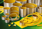 Plain Bearings & Self-lubricating Bushings & grease-lubricated composite bearings POM Bushes supplier