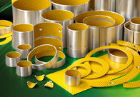 POM Plain Composite Bearings Bushings Units & Housings Thrust Washers supplier