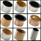 Automotive Air Conditioners Bushing | Metal-Polymer Bushings For Compressor Applications Assembly Clearance Range supplier