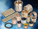 Interference Fit Bronze Sleeve Bushing OD & ID Dimensions Tolerance supplier