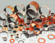 Wrapped PTFE Stainless Steel 316 - Plain Bearing Bushings Strips Material | Self Lubricating Bearing Sheet supplier