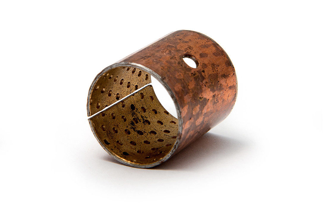 Customized Self Lubricating Bronze Bushings supplier