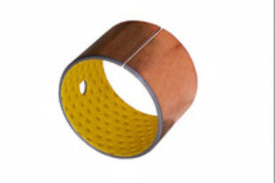Metal Polymer Composite Bearings POM Split Bushes DIN 1494/ISO 3547 supplier