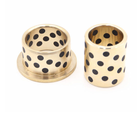 Cast Bronze Bushes Material Self Lubricating Bronze Bushings
