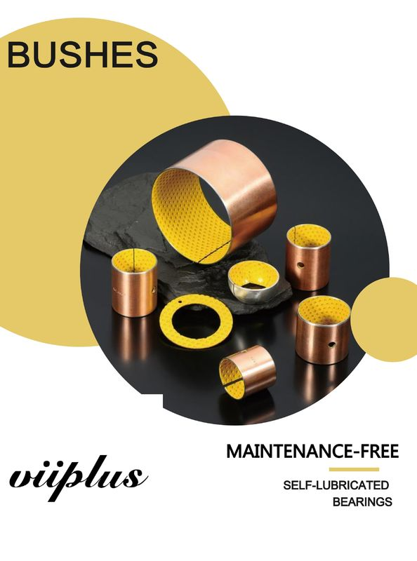 Multi-layer Bearings POM Wrapped bearing with acetalplastic FRI-MIX bushings supplier