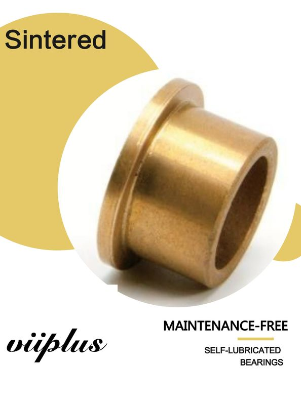 Powder Metallurgy Bushings & Sinter Metals Bushings Self - Lubrication supplier