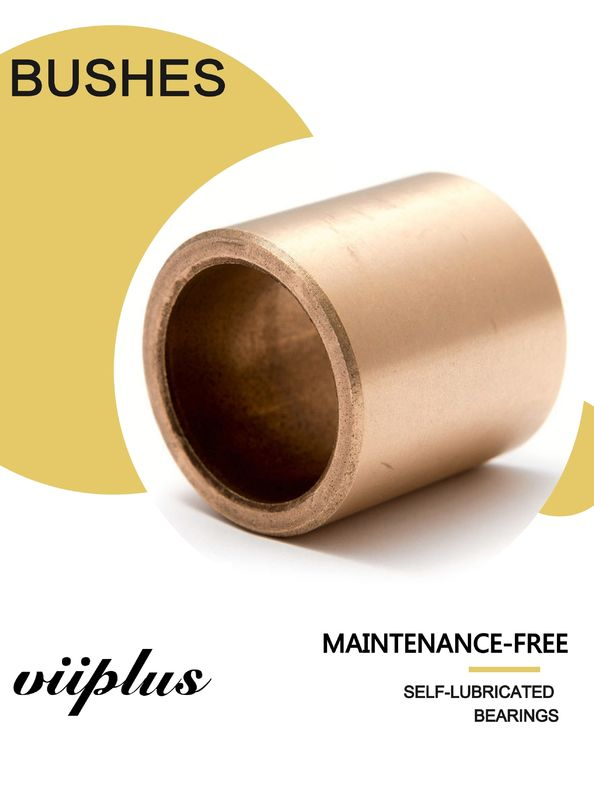 SAE 660 C93200 Self Lubrication Cast Bronze Bushings & Sintered Bronze Bearing supplier