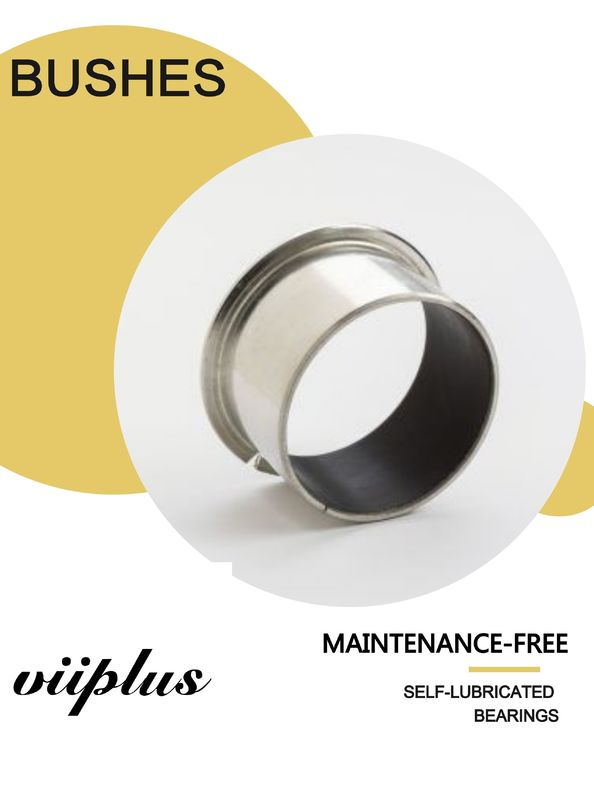 "Self Lubricating Sleeve Bearings | Wrapped PTFE Lined Series Bearings 1/4 "" ID x 5/16 "" OD x 1/4 "" supplier"
