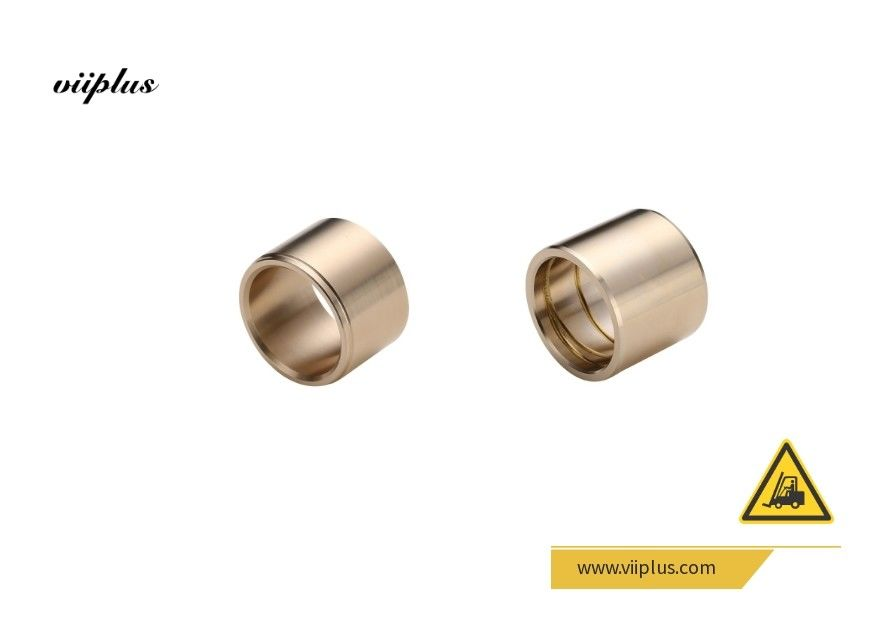 Oilless Brass Bushing Cusn10pb10 Material European Standard Metric Size supplier