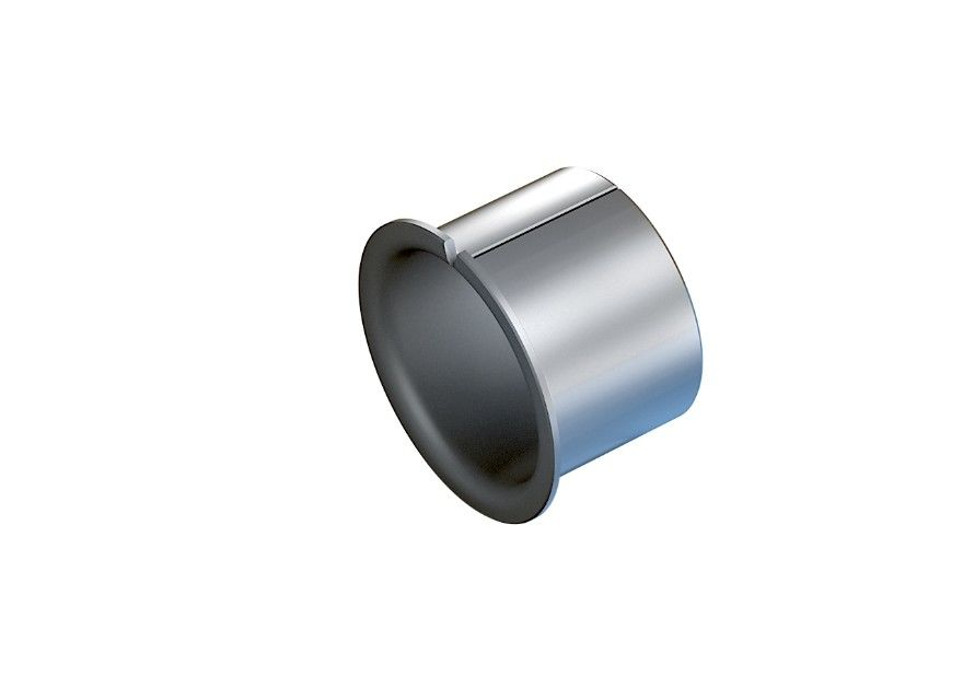 Stainless Steel 316 PTFE Wrapped Bushing DIN 1494 ISO 3547 Maintenance Free