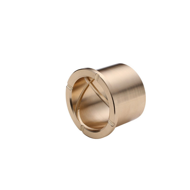 Cast Grooving Bronze Bushing Use C86300 ,C93200 ,C95400 or customization  can choose  grooving tpye and product size
