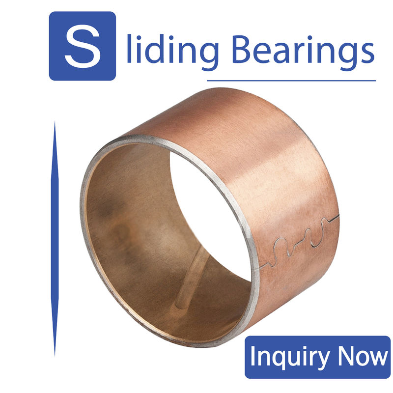 Bimetal Bearing -720 High Hardness Bimetallic Strip Metals Plates CuPb24Sn4 & CuPb30 Bushing Material supplier