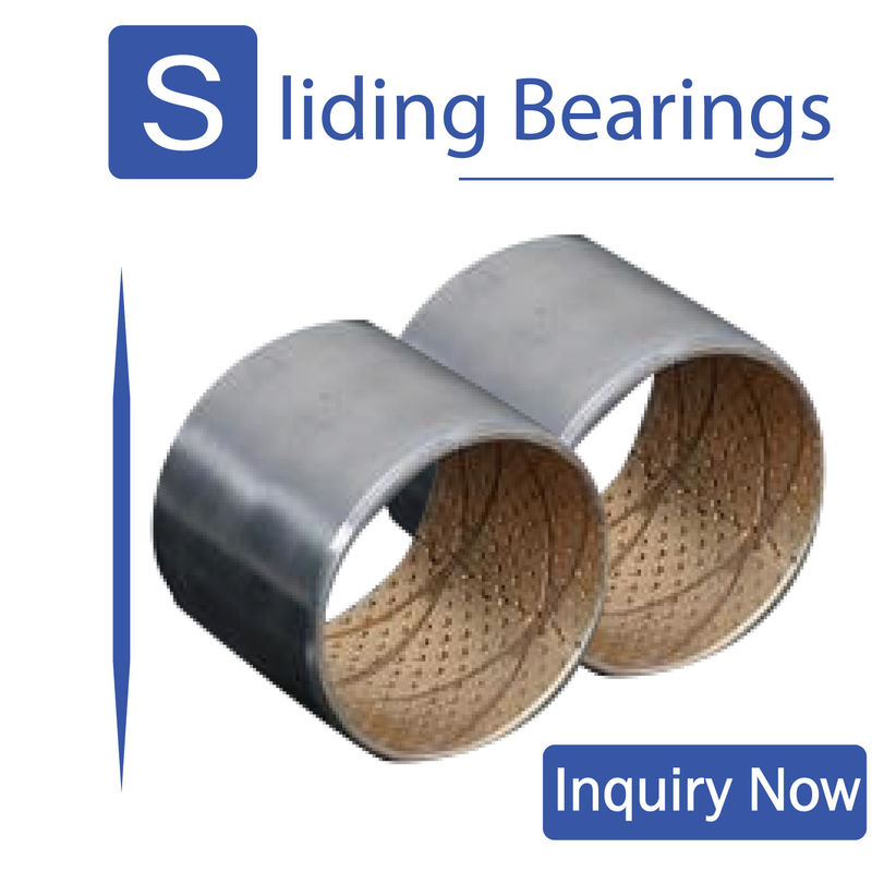 The Online Source For Thermoplastic Pumps Bi-Metal Bearing & Bushings supplier