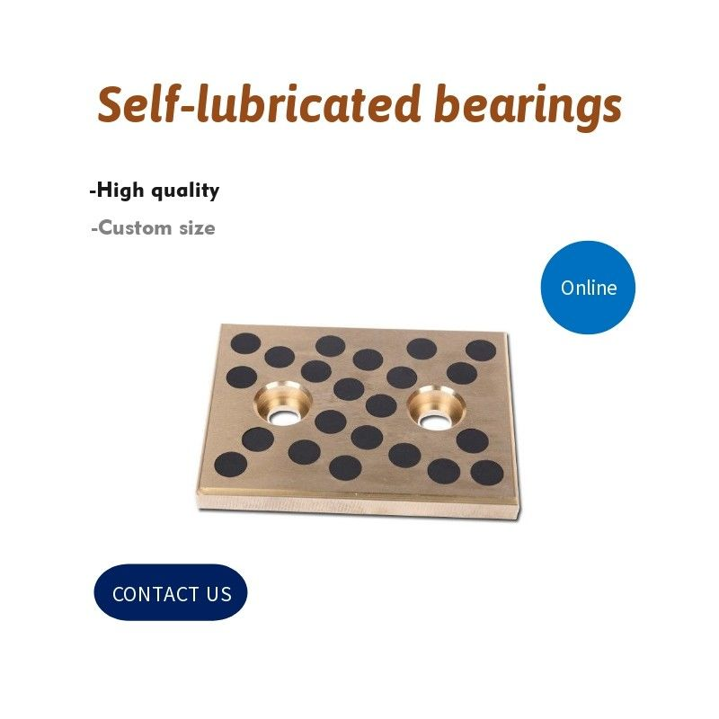 Precision Mold & Die Bushing & Wear Plate Rugged Aluminum Bronze For Metal Stamping & Plastic Injection Mold supplier