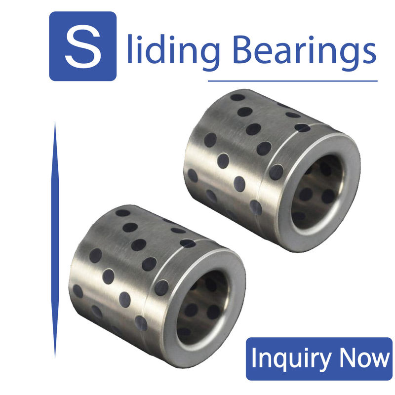 Steel Base Ink Lubricated Bearing Oilless Bushes Winder Support Crane Support