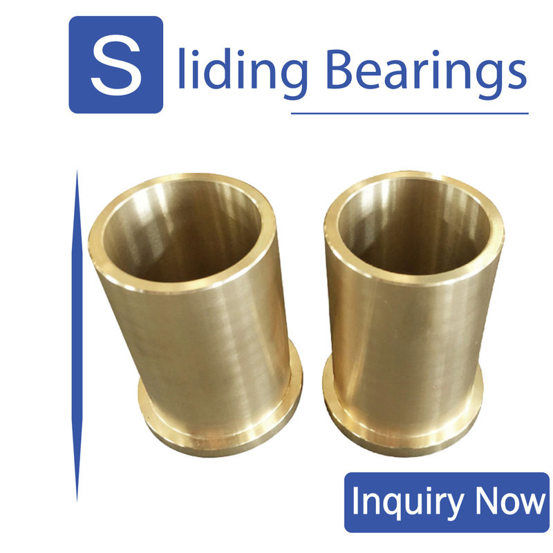 C95400 General Aluminum Bronze Bushing Higher Mechanical Performance Param