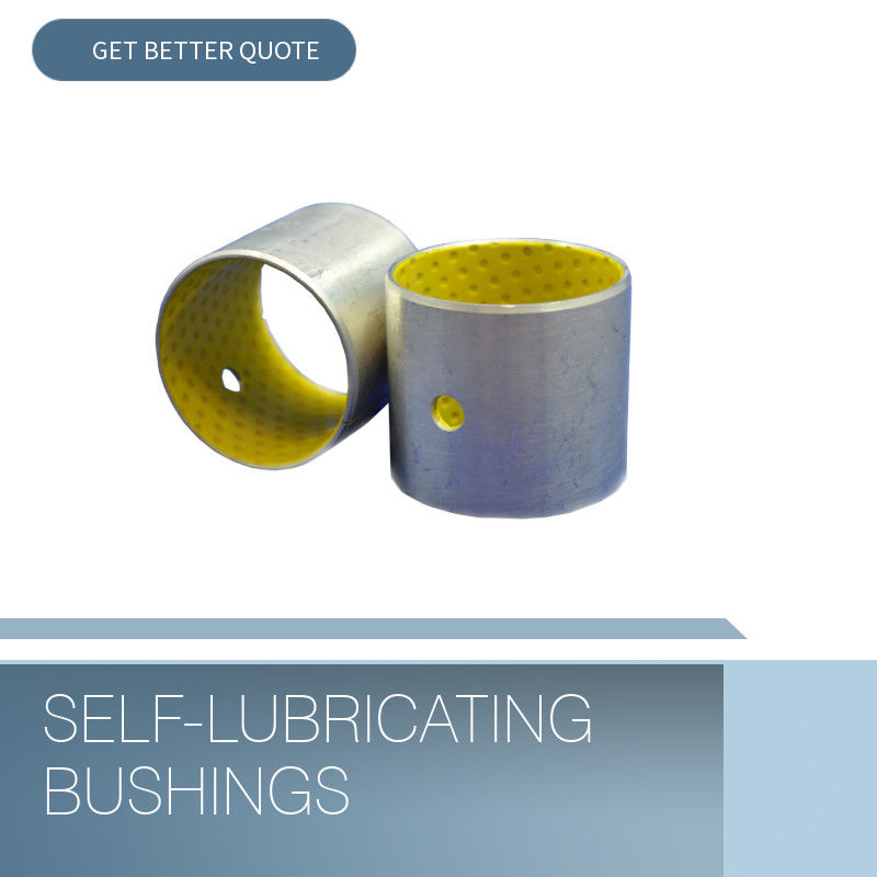 POM Bushes Self Lubricating Plain Bearing Split Type Standard Size