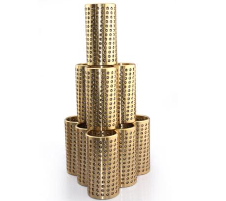 Aluminum Bronze Sleeve Bushings Linear Roller Bearings Fz