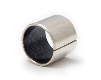 Accessories Stainless Steel Bushings For Solenoid Valve , Maintenance Free Plain Bearings