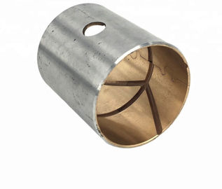 1.5 Inch Valve Bushing , Flanged Bimetal Bushing Inch Size To Agricultural Machine