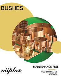 China Cusn8 & Cusn6.5 Self Lubricating Plain Bearing Bronze Wrapped Bearings With Holes Strips factory