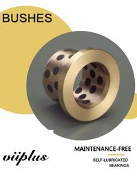 China Cam Slide Components|Standard Components for Press Die Graphite C86300 Bronze Bushings Self Lube factory
