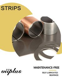 China Slide Paths PAS Bronze Bushing Material Metric Sleeve Bearings Strips Plate factory