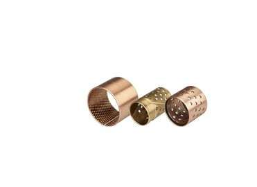 China Lubricating Type 090 & 092 Bronze Sleeve Bushings Standard Metric Products Thickness Tolerance factory